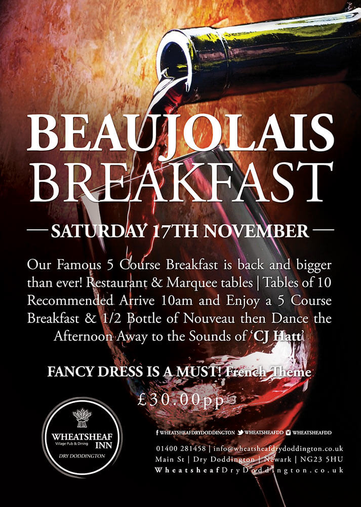 Beaujolais Breakfast